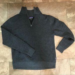 Patagonia 1/4 Zip Sweater